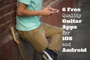 free guitar learning app ios