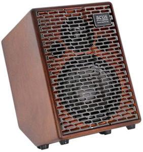 Acus - OneForStrings 8 - Simon - Sound Engineering