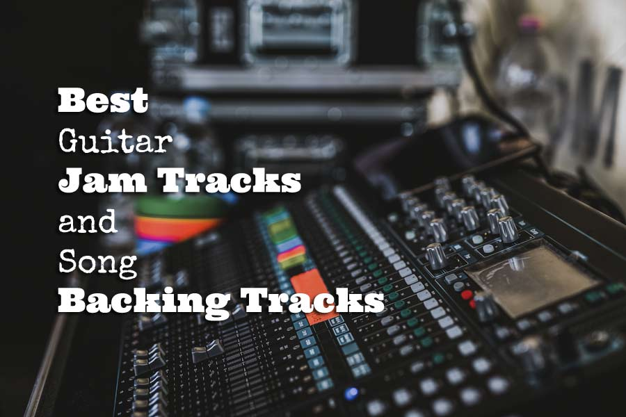 Best Guitar Jam Tracks and Song Backing Tracks - GUITARHABITS