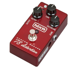 MXR-M78-Custom-Badass-'78-Distortion-Pedal