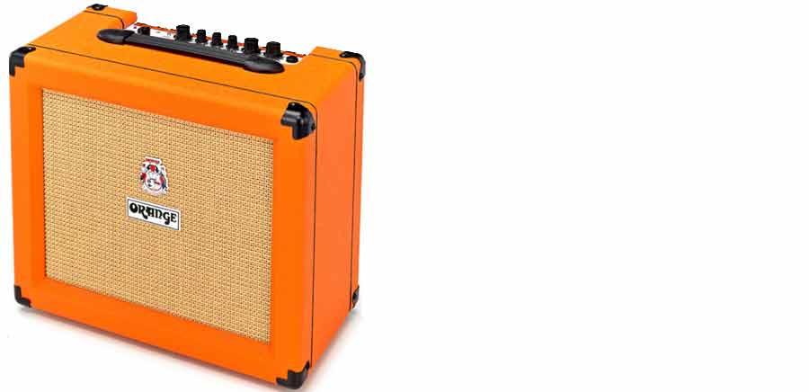 Orange Crush 35 RT guitar amp combo
