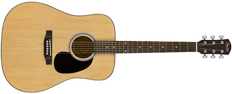 Squier by Fender SA-150 Acoustic Guitar