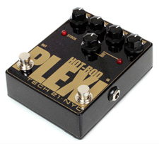 Tech-21-Hot-Rod-Plexi-Analog-Distortion-Guitar-Effects-Pedal