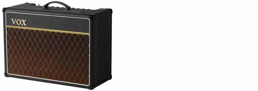 Vox AC15 guitar amp combo