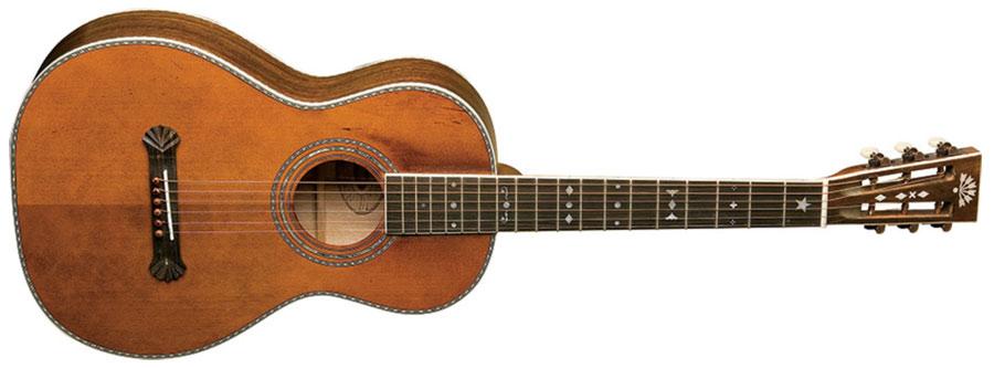 washburn R314k Parlor Vintage guitar
