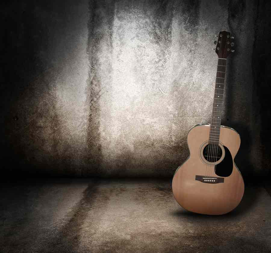 Acoustic Guitar Wallpaper For Facebook Cover With Quotes: A Golden Productivity Tip For Practicing Guitar