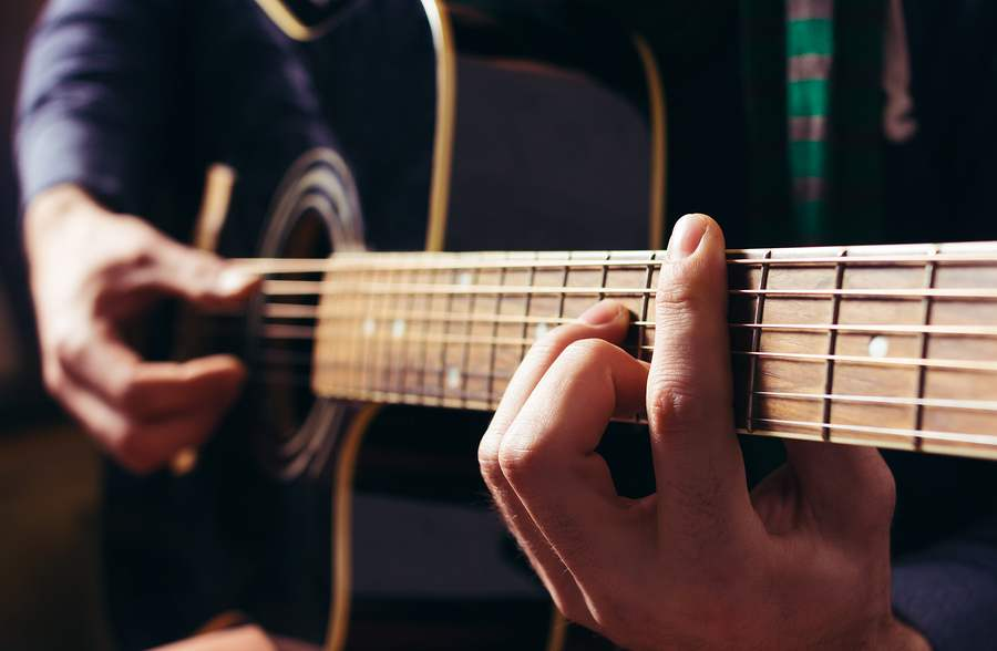 Effective Exercises To Make Barre Chords Sound Clean Guitarhabits