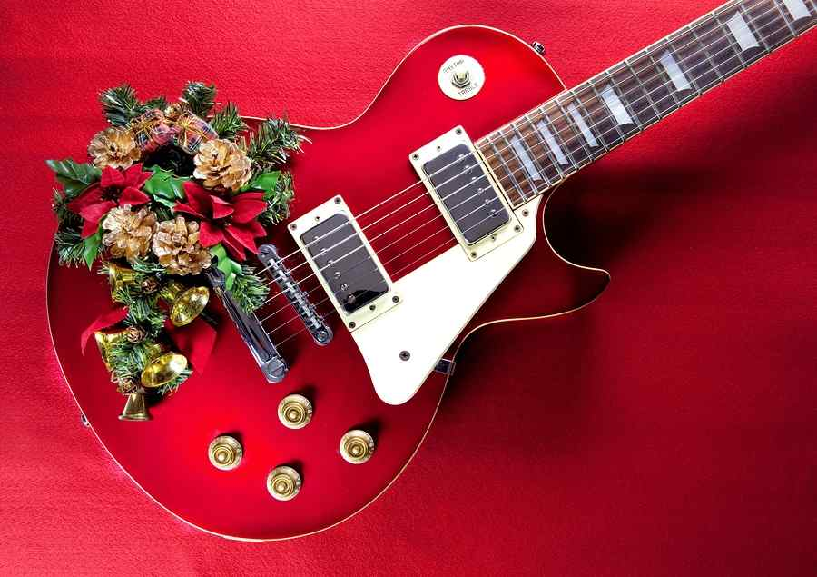Habits For The Best Christmas Time Ever Guitarhabits