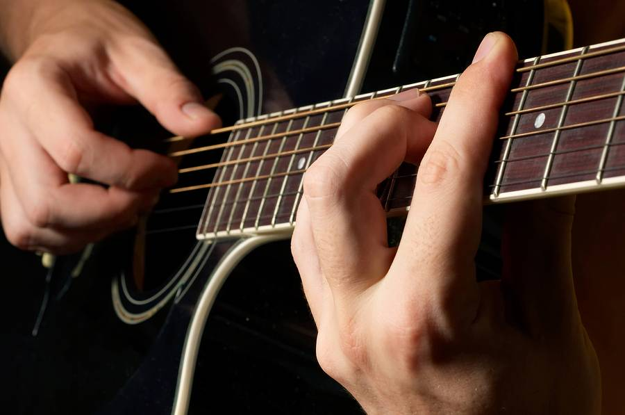 The Four Most Essential Barre Chords Guitarhabits