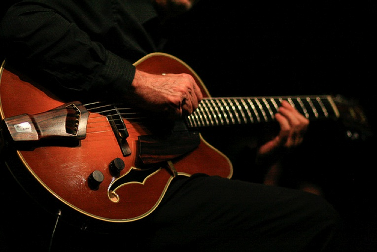 5 Beautiful Ways To Play A Ii V I Jazz Chord Progression Guitarhabits