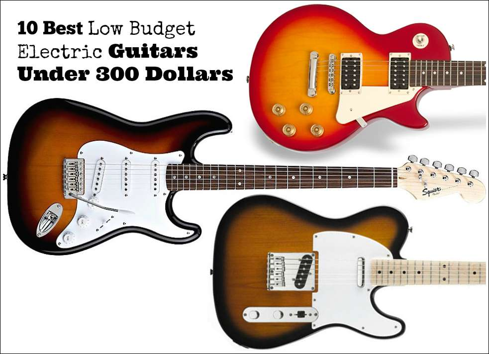 top 10 best low budget electric guitars for beginners under 300 dollars guitarhabits. Black Bedroom Furniture Sets. Home Design Ideas